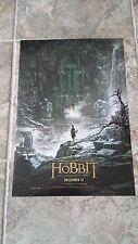 The Hobbit -  Part 2 -  The Desolation Of Smaug Movie Poster 11x17 P. Jackson