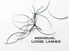 Premium MINK Individual Loose Lashes D Curl .20 x 10mm to 13mm Eyelash Extension