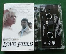 Love Field OST Jerry Goldsmith Cassette Tape - TESTED