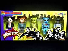 Medicom Toysrus Universal Monsters Bearbrick Boxset Be@rbrick