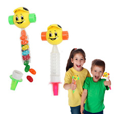 Dazzling Toys 2 Pieces Smiling Whistle Candy Holder Party Bag Fillers Give Away