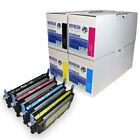 HP remanufacturado 501a/502a Q6470A Q6471A Q6472A Q6473A Cartuchos de tóner