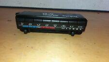 Control Panel Heating a/C Daihatsu Applause 2 II Year 97-00 E49HT566