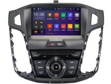 Quad Core Android 7.1 Car DVD GPS Navigation Wifi Radio For Ford Focus 2012-2014