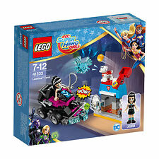 41233 LEGO DC Super Hero Girls Lashina Tank 145 Pieces Age 7-12 New for 2017!