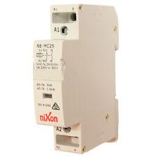 Nixon NEMC2011 240V DIN Rail Contactor
