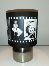 Marilyn Monroe Black touch lamp / bedisde / table lamp 3 settings