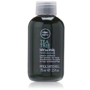 Paul Mitchell Tea Tree Hair and Body Moisturizer 2.5 oz