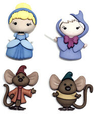 Jesse James Dress It Up Buttons ~ DISNEY CINDERELLA 8959 ~ Sew ~ Crafts