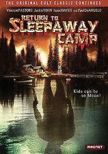 Return To Sleepaway Camp (DVD, 2008)