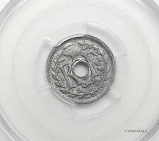 FRANCE 10 centimes 1945B zinc MS64 (SPL+) PCGS