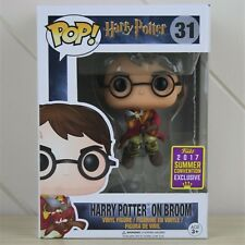 Funko Pop! Figura in vinile Harry Potter su scopa 2017 esclusivo #31 NUOVO Convention