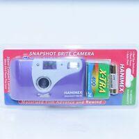 Hanimex 35mm Film Camera Gift Set w/ Film & Batteries, Brand New, Ready to Go!