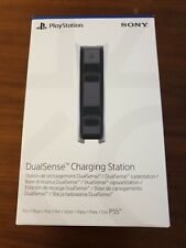 New Neuf station / dock charging manettes controllers Dualsense PS5. Officiel
