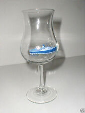 Norwegian Cruise Line Blue Ship Ocean Liner Tropical Drink Glass Goblet/s