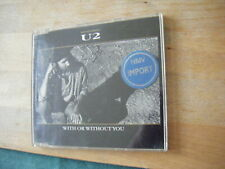 U2 - With Or Without You - CD single **Austrian IMPORT**