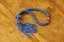 50 Knot Prayer Rope Chotki Greek Russian Christian Orthodox BLUE Mount Athos