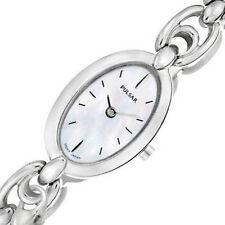 NON-WORKING $125 Pulsar Charm Ladies Stainless Steel Watch PEG763 DISPLAY ITEM