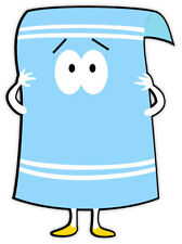 "South Park Towelie sticker decal 4"" x 5"""