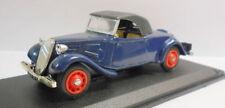 Véhicules miniatures gris Eligor pour Citroën