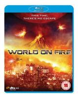World On Fire Blu-Ray Nuevo Blu-Ray (SIG44)