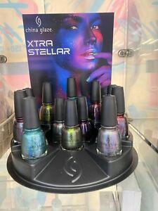 China Glaze Nail Lacquer -up to CALI DREAMS/ Xtra Stellar Collection 2021*Pick