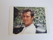 Tony Curtis Los Angeles Unposted Vintage Postcard