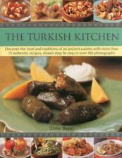 Die Türkische Kitchen von Ghillie Basan , Neues Buch, (Taschenbuch) Gratis