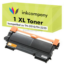 1 Toner für Brother HL-2240 D HL-2250DN HL-2270DW DCP-7060D MFC-7360N TN-2220 XL