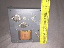 Vintage Used Lambda Regulated Power Supply - Model LOS-Y-28 - Untested -VGC
