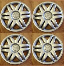 "15"" Wheelcover Hubcap Set fits Toyota 2000-2001 Camry Aftermarket"
