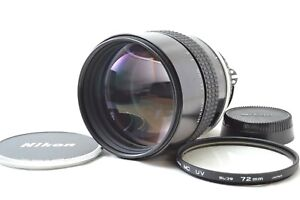 [MINT] Nikon Ai Nikkor 135mm f/2 MF Telephoto Lens from Japan #0156