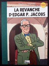 Jacobs La revanche d' Edgar P. Thomas Tirage limité + Ex-libris Comme neuf