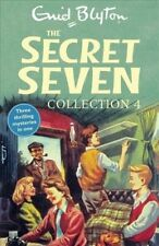 Secret Seven Collection 4 : Books 10-12, Paperback by Blyton, Enid, Like New ...