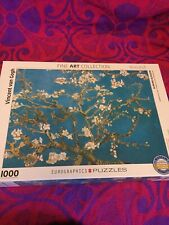 Jigsaw Puzzle - 1000 Piece - Van Gogh Painting - Art Fun Game Puzzles Toys