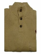 Unifarbene Ralph Lauren Herren-Pullover & -Strickware aus Baumwolle