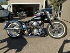1942 Harley-Davidson Knucklehead  1942 Harley-Davidson Knucklehead Bobber Black