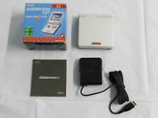 X5051 Nintendo Gameboy Advance SP console Famicom color Japan GBA w/box adapter
