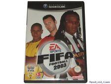 ## FIFA Football 2003 (Deutsch) Nintendo GameCube Spiel // GC & Wii - TOP ##