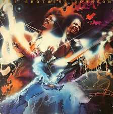 The Brothers Johnson-vietnamien!!! (LP) (VG -/G + +)
