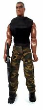 Action Man Military and Adventure Figures
