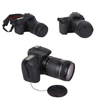 Lens Rope Camera Lens Cover Strap Anti-lost Rope Lens Cover Protection Rope