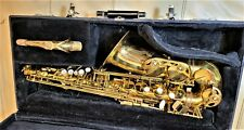 SAXOPHONE OLDS In good playing condition with case.