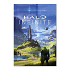 Halo Infinite Game Poster 2021 - Official Art - High Quality Prints