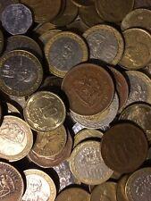 150 Gramm Restmünzen/Umlaufmünzen Chile
