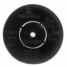 "Cilla Black - A Fool Am I (Dimmelo Parlami) - 7"" Vinyl Record Single"