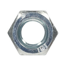 Genuine SEALEY SN8 Steel Nut M8 Zinc DIN 934 Pack of 100