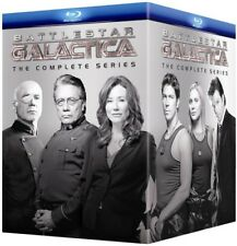 Battlestar Galactica: The Complete Series [New Blu-ray] Oversize Item