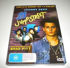 21 JUMP STREET - Complete Season Two *6 Disc Box Set*
