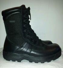 THOROGOOD DEUCE 8IN Uniform Combat Military Black Leather Boots 9.5 W/7.5 M